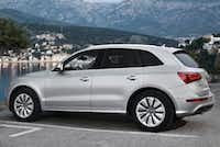 Jim Rossman's favorite — the Audi Q5.
