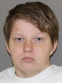 Lauren Kavanaugh was being held on $10,000 bail.(Denton County Jail)