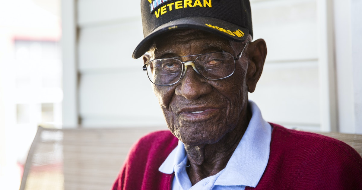 Richard Overton, 112-year-old Texan and nation's oldest ...