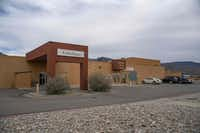 An 8-year-old boy from Guatemala died here at the Gerald Champion Regional Medical Center in Alamogordo, N.M.,late Dec. 24. The boy, who was being held by Customs and Border Protection with his father, had been sick and diagnosed with a cold. The cause of the boy's death is not known. He is the second child to die in CBP custody this month. (Paul Ratje/Agence France-Presse)