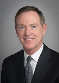 David J. Scullin leads the Communities Foundation of Texas(Steve Foxall/Courtesy photo)