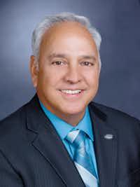 North Richland Hills Mayor Oscar Trevino(City of North Richland Hills/Ciourtesy)