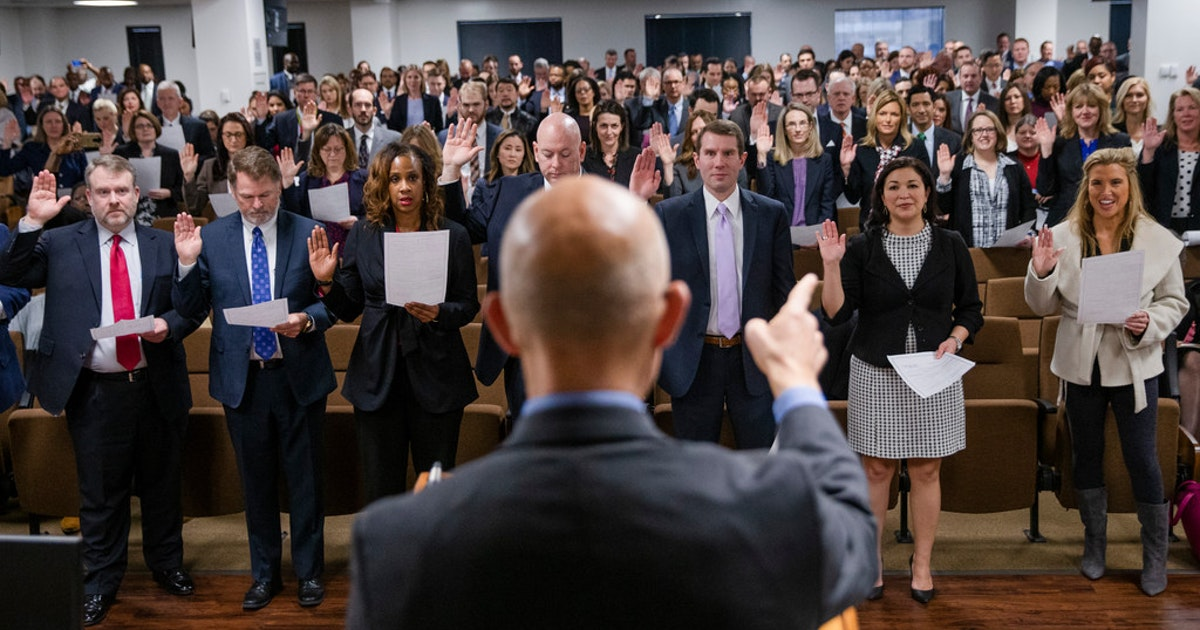 Image result for dallas county district attorney swears in 272 prosecutors on january 1st 2019