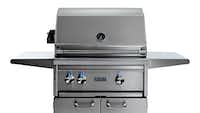 Grill prices tend to spike when summer arrives so buy in March.(Nathan Kirkman/Lynx Grills)