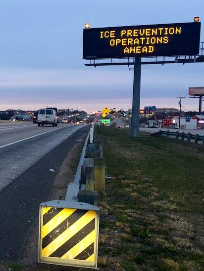Fort Worth woman, Burleson man die in crash with 18-wheeler on slick