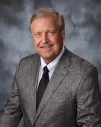 Randy Armstrong leads the residential division at Tarrant Appraisal District and also serves as president of the White Settlement ISD school board. Watchdog Dave Lieber, whose tax protest hearing Armstrong monitored, calls that a potential conflict of interest.(White Settlement ISD photo)