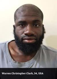 A U.S.-backed militia fighting the Islamic State said Sunday that Warren Christopher Clark, who lived in Sugar Land, was captured on a Syrian battlefield. Clark had sent his résumé to the terrorist group in search of a teaching job.(Syrian Democratic Forces)