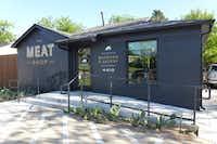 The Meat Shop on Lovers Lane near Love Field.(Kim Pierce/Special Contributor)