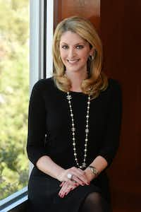 Victoria Snee is the new chief marketing officer of Highland Park Village as of Jan. 9, 2019.(Highland Park Village)