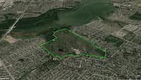 The former Eastern Hills Country Club is 178 acres.(CBRE)