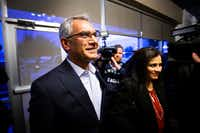 """<p><span style=""""font-size: 1em; background-color: transparent;"""">Executive committee members voted to keep surgeon Shahid Shafi in his role in a meeting Thursday evening that was closed to the media at Faith Creek Church in Richland Hills.</span></p>(Smiley N. Pool/Staff Photographer)"""