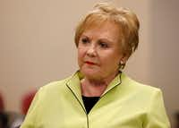 """<p>Rep. Kay Granger, R-Fort Worth, said she wished a national emergency declaration wasn't necessary. """"<span style=""""font-size: 1em; background-color: transparent;"""">But I think it is a crisis,"""" she said. """"It is an emergency. Because we've left it without doing anything.""""</span></p>(David Kent/Tribune News Service)"""