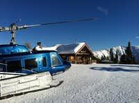 You can take helicopters everywhere at Panorama Mountain Resort, which offers heli skiing and heli hiking. (Panorama Mountain Resort/Courtesy)