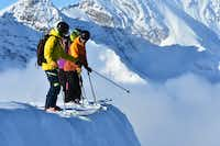 The Powder Highway offers world-class skiing across eight alpine resorts.(Kicking Horse Mountain Resort/Courtesy)