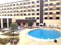 The 300-room Delta by Marriott Hotel is the brand's first location in North Texas.(Steve Brown)