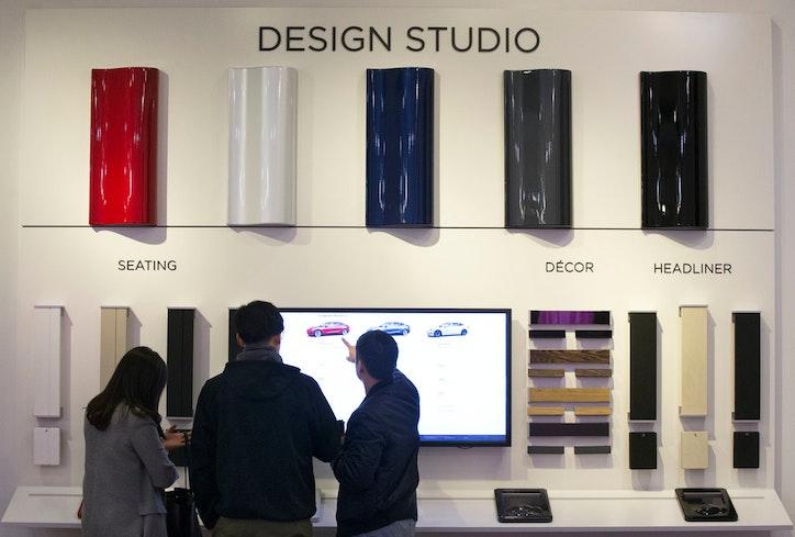 Tesla Opens A Showroom In Galleria Dallas As Texas Laws Remain