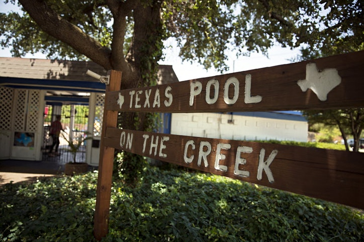 Whats The History Behind Planos Texas Pool Curious Texas