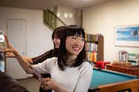For the past four years or so, Marie Kondo, a professional organizer from Japan, has been on the march. (Denise Crew/Tribune News Service)