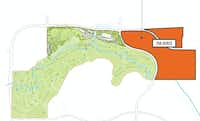 <p>The 250 acres that Stillwater Capital,&nbsp;DSF Capital and investor Stephen Summers purchased is next door to the planned PGA of America headquarters development.</p>(Stillwater Capital)