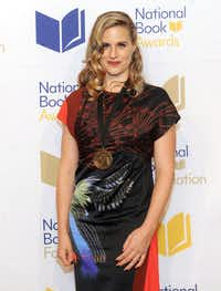 Lauren Groff attends the 69th National Book Awards ceremony in New York in November, 2018(Brad Barket/Invision)