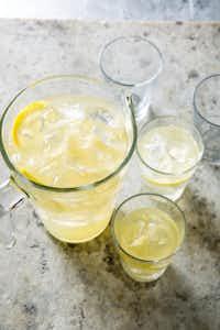 Easy Lemonade from 'The Complete Cookbook for Young Chefs' by America's Test Kitchen.(Joe Keller/Keller + Keller)