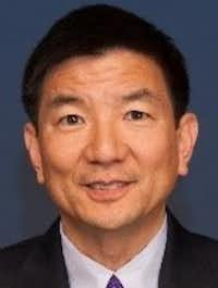 Dr. Philip Huang is Dallas County's new health department director.(City of Austin/City of Austin)