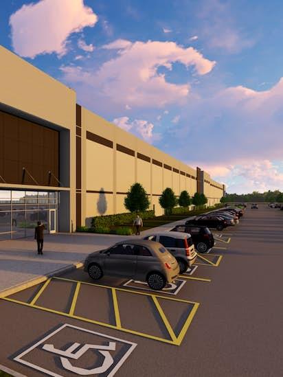 Retailer Ollie's Bargain Outlet starts huge distribution center in Lancaster