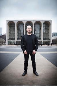 "<p><span style=""font-size: 1em; background-color: transparent;"">Yannick Nézet-Séguin in front of the&nbsp;</span><span style=""font-size: 1em; background-color: transparent;"">The Metropolitan Opera, New York City, N.Y.</span></p>(Rose Callahan/Met Opera&nbsp;)"