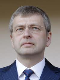 Dmitry Rybolovlev in May, 2013(Lionel Cironneau/The Associated Press)