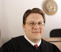 Former Dallas County judge James M. Stanton, from 2010(Jeremy Enlow)