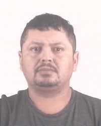 Rodolfo Montes Arellano(Tarrant County Sheriff's Department)