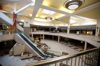 Maybe it's easier to just reopen the mall at this point?(Nathan Hunsinger/Staff Photographer)
