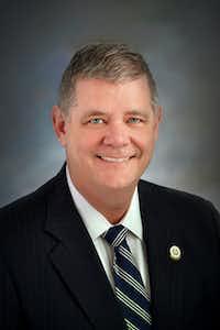 Galveston County Judge Mark Henry(Courtesy photo)