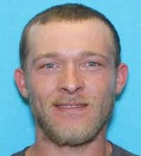 Albert Sell was arrested in Abilene after a chase.