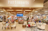 Home decor retailers like Pier 1 face heavyweight competitors in Amazon and Wayfair.(Investor presentation/Pier I Imports)