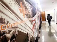 <p>Instructors in the criminology department of the University of Texas at Dallas were found to have improperly awarded top grades and credits to some police officers, according to documents obtained by <i>The News</i>.</p>(Rose Baca/Staff Photographer)