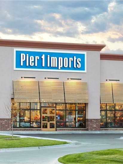 New Pier 1 Imports CEO is no stranger to turnarounds  Her last one