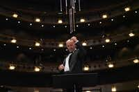 Dallas Opera music director Emmanuel Villaume(Karen Almond/Special Contributor)