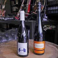 2016 Domaine Breton  Trinch!  and 2016 Nikolaihof Gruner Veltliner at Pogo's Dallas(Alfonso Cevola/Special Contributor)