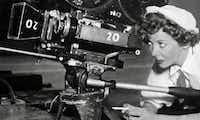Ida Lupino behind the camera(Kino Lorber)