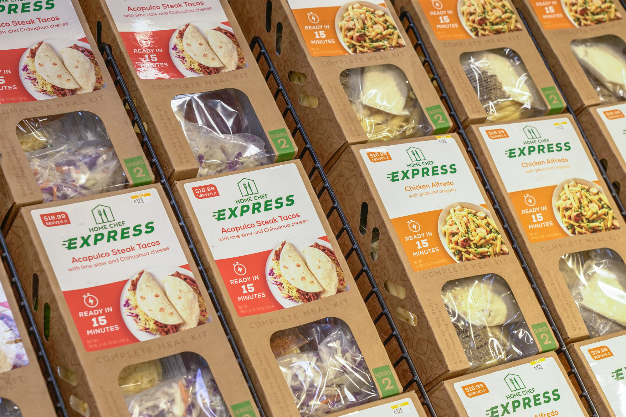 Kroger S Meal Kit Maker Home Chef Reaches Its Dallas Fort Worth Stores