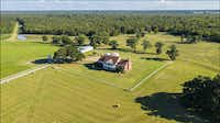 Foster Ranch near Grand Saline is 975 acres.(Icon Global Group)