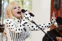 Dolly Parton played at Panther Hall a few years before it was shuttered. (Charles Sykes/Charles Sykes/Invision/AP)