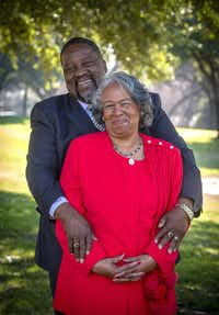 Phillip and Loretta Mays(Robert W. Hart/Special Contributor)