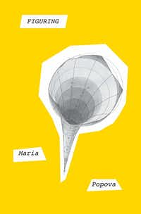 <i>Figuring </i>is the new book by Maria Popova, creator of the much-admired Brain Pickings blog.(Pantheon)