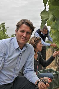 Salvatore Ferragamo, CEO of  Il Borro wines(Marco Badiani)