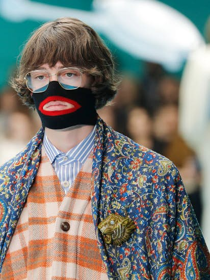 72ab439b865 Blackface is white supremacy as fashion - and for some