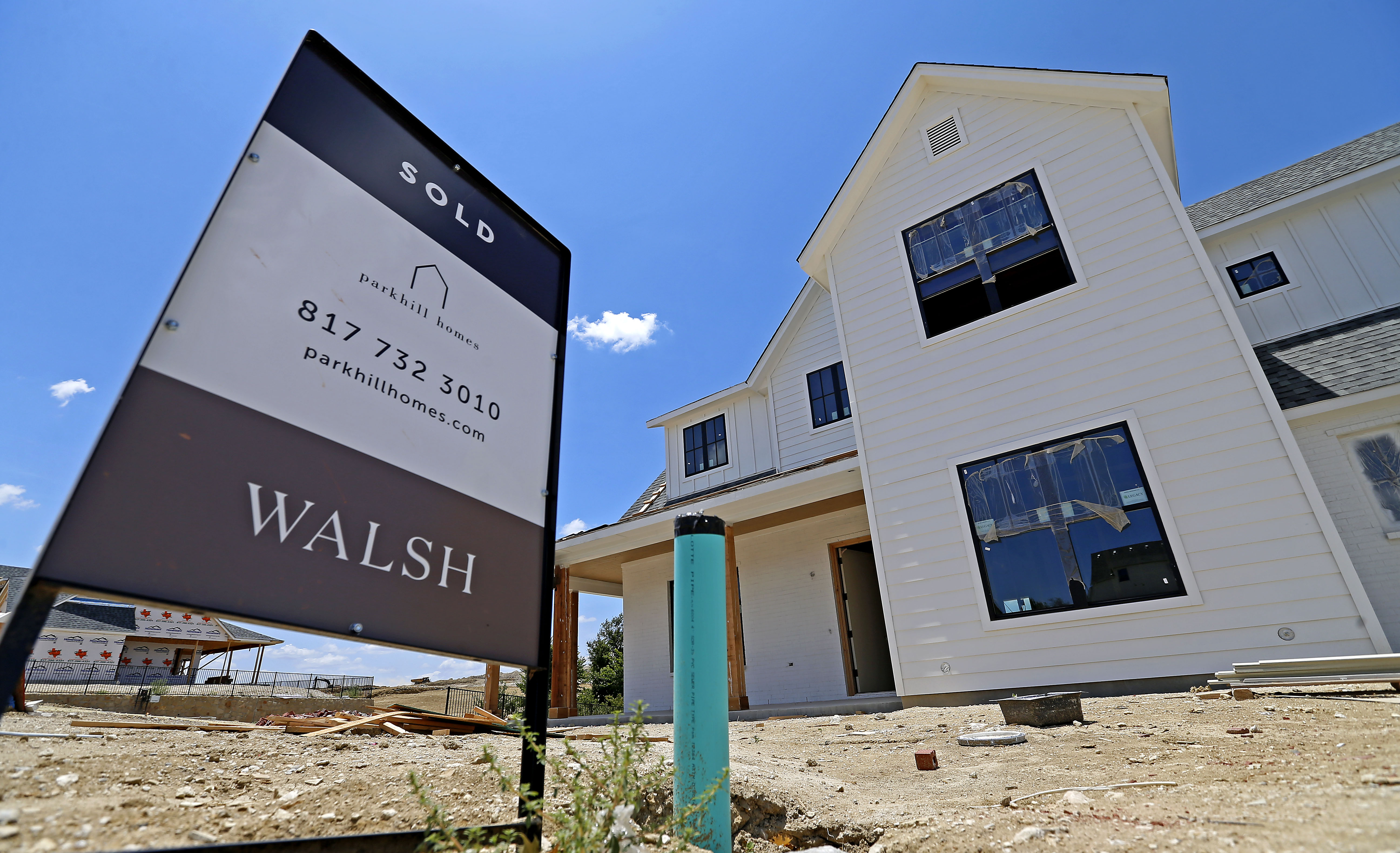 Hundreds more houses on the way at huge Walsh Ranch project west of