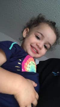 Aniyah Darnell was 2 years old when she died Nov. 17, 2018.(Ronnie Ingram)