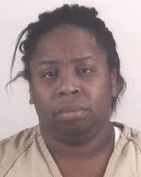 Shamonica Jackson(Tarrant County Sheriff's Department)